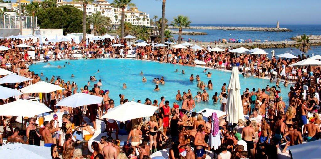 Ocean Club Marbella by Marbella-wedding.com